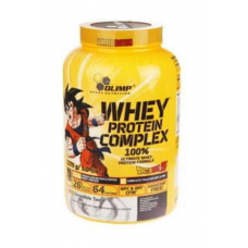 Olimp Whey Protein Complex Double Chocolate Dragon Ball Z Edition 2270 gr