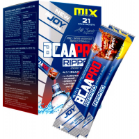 BigJoy Sports BCAAPro Ripped Go! 21 Drink Packets