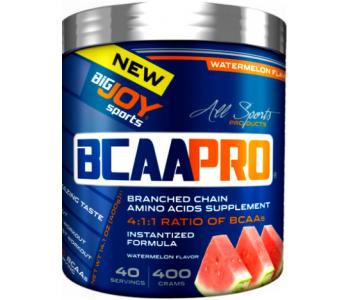 BigJoy Sports BCAA Pro 4:1:1 400 Gr