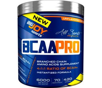 BigJoy Sports BCAA Pro 4:1:1 420 Gr