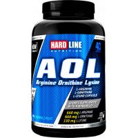Hardline AOL 120 Kapsül (Arjinin, Ornitin, Lizin)
