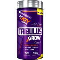 BigJoy Sports Tribulus GROW 120 Kapsül
