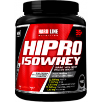 Hardline HIPRO ISOWHEY Protein 908 Gr