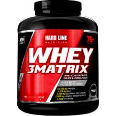 Hardline Whey 3 Matrix 2300 Gr