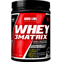 Hardline Whey 3 Matrix 454 Gr