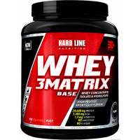 Hardline Whey 3 Base Matrix 908 Gr Sade