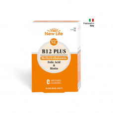 Newlife B12 Plus Methyl 60 Tablet