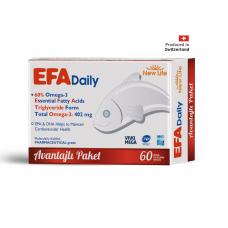 Newlife EFA Daily 60 Kapsül