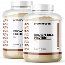 Proteinocean Brown Rice Protein 2000 Gr '2li
