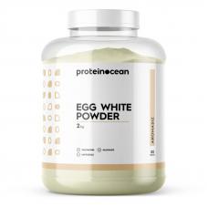 Proteinocean Egg White Protein 2 Kg