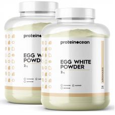 Proteinocean Egg White Protein 2000 Gr '2li