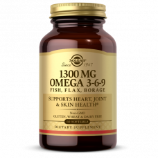 Solgar 1300 MG OMEGA 3-6-9 SOFTGELS