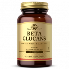 Solgar BETA GLUCANS TABLETS