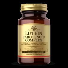 Solgar LUTEIN CAROTENOID COMPLEX VEGETABLE CAPSULES