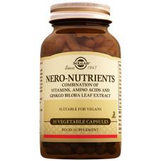 Solgar NERO NUTRIENTS