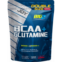 Bigjoy Sports BIG2 Bcaa + Glutamine 1200 Gr