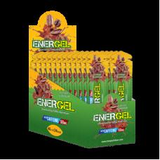 Torq Nutrition ENERGEL Caffeine - Enerji ve Performans Jeli 40 Gr 24 Adet KAHVE