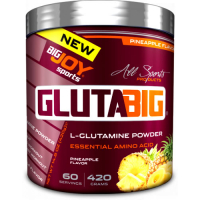 BigJoy Sports GlutaBig Glutamine Powder 420 Gr