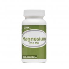 GNC Magnesium 250 Mg 90 Tablet
