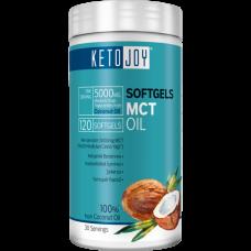 Keto Joy Mct Oil Powder 126 kapsül