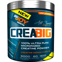 BigJoy Sports CreaBig Micronized Creatine Powder 300 Gr