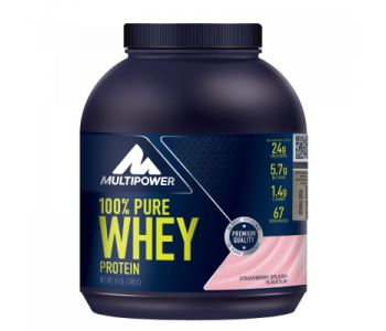 Multipower Pure Whey Protein 2000 gr
