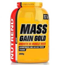 Nutrend Mass Gain Gold 3000 GR (MUZLU)