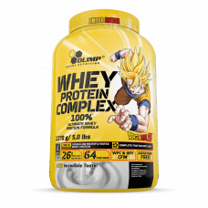 Olimp Whey Protein Complex White Chocolate and Raspbeery Dragon Ball Z Edition 2270 gr