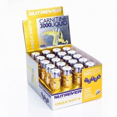 Nutrever L-Carnitine 3000 Liquid Carnipure 20 Ampul