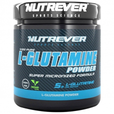 Nutrever Pure L-Glutamine Powder 250 Gr