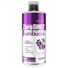 ZeroSHOT L-Carnitine Sambucus Orange 960 ML