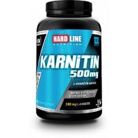 Hardline Karnitin 100 Kapsül 500 Mg