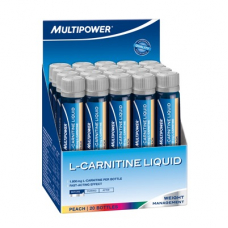 Multipower L-Carnitine Liquid Forte