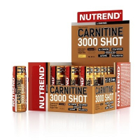 Nutrend L-Carnitine Shot 3000mg 20 Ampul