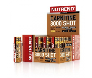 Nutrend L-Carnitine Shot 3000mg 20 Ampul