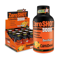 ZeroSHOT 60 ML 3000Mg L-Carnitine 12 Adet