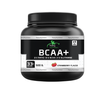 Torg Nutrition  BCAA+ 2:1:1 500 GR