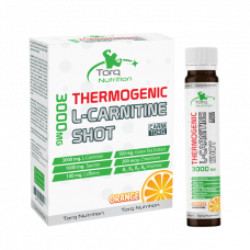 Torg Nutrition  THERMOGENIC L-CARNITINE SHOT 3000 Mg - 8 Adet