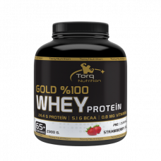 GOLD %100 WHEY PROTEİN - 2300gr