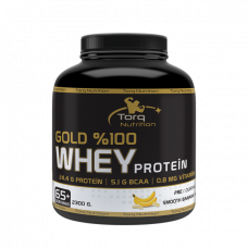 Torg Nutrition GOLD %100 WHEY PROTEİN - 2300gr