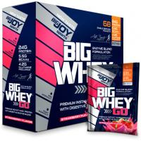 BigJoy Sports BigWhey Go Whey Protein 68 Şase
